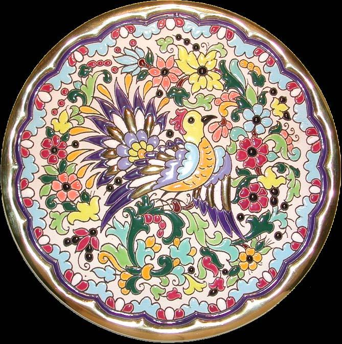 Decorative plate at - Decoratieve platen ...